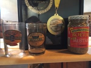 National Mustard Museum 2016 World Wide Mustard Competition Whole Grain Gold Medal Winner